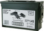 Federal 223 Rem Ammunition American Eagle AE223BL 5AC 55 Grain Full Metal Jacket Ammo Can 500 rounds