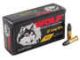 Wolf 22LR Match Extra WPA22XTRA 40 gr LRN 50 rounds
