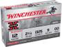 "Winchester 12 Gauge Ammunition Super-X XB1200 2-3/4"" 00 Buck 9Pellets 1325fps 5 Rounds"