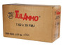 Tula 7.62x39mm 122 gr HP CASE 1000 rounds 1