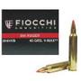 Fiocchi 204 Ruger Extrema Ammunition FI204HVB 40 Grain V-MAX 50 rounds