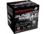 "Winchester 12 GA Blind Side SBS12L1 Ammunition 3-1/2"" 1-5/8 oz #1 1400fps  Non-Toxic Steel Shot 250 rounds"