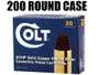 Colt SCHP .40 S&W  solid copper Hollow Point 200 rounds