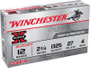 Winchester 12 Gauge Ammunition XB124 4 Buck Shot 27 Pellets 1325fps 5 rounds