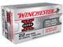 Winchester 22 Mag Ammunition Subsonic X22MSUB 45 Grain Jacketed Hollow Point 50 rounds