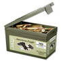 Federal 5.56 x 45mm NATO XM855 62 gr Steel Core FMJ Ammo Can 120 rounds