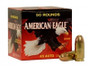 Federal 45 Auto Ammunition American Eagle AE45A50 230 Grain Full Metal Jacket No Tray CASE 500 rounds