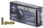 Federal 45 Auto Ammunition Back the Blue Line AE45BBL1 230 Grain Full Metal Jacket 50 rounds