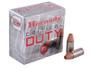 Hornady 9mm Critical Duty H90236 135 gr FTX 25 rounds