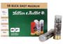"""Sellier & Bellot 12 Gauge Ammunition SB12BSA 3"""" 00 Buck 15 Pellets 1207fps 10 Rounds"""