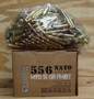 Fiocchi 5.56 NATO Ammunition Shooting Dynamics 556M193F 55 Grain Full Metal Jacket Bulk case of 420 Rounds
