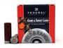 "Federal 12 Gauge Ammunition Field & Range FRL128 2-3/4"" 8 Shot 1oz 1290fps Case of 250 Rounds"