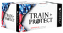 Federal 40 S&W Ammunition Train and Protect TP40VHP1 180 Grain Versatile Hollow Point 50 Rounds