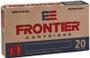 Hornady 5.56x45mm NATO Ammunition Frontier M193 FR200 55 Grain Full Metal Jacket Case of 500 Rounds
