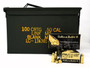 Bundle of Sellier & Bellot 9mm Luger Ammunition SB9B 124 Grain Full Metal Jacket Inside US Surplus Ammo Can 1000 Rounds