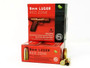 Geco 9mm Ammunition Red Zone 293240020 124 Grain Jacketed Hollow Point 20 Rounds