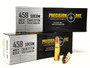 Precision One 458 SOCOM Ammunition 350 Grain Soft Point 20 Rounds