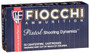 Fiocchi 38 Special Ammunition Shooting Dynamics 38G 158 Grain Full Metal Jacket 50 Rounds
