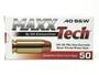 MaxxTech 40 S&W Ammunition PTG940B 180 Grain Full Metal Jacket 50 Rounds