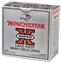 "Winchester 12 Gauge Ammunition Super-X Game & Field XU12SP8 2-3/4"" 8 Shot 1-1/4oz 1220fps 25 Rounds"