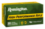 Remington 220 Swift Ammunition High Performance R220S1 50 Grain Pointed Soft Point 20 Rounds