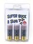 "Paraklese Technologies 12 Gauge Ammunition 2-3/4"" Super Buck & Slug 3 Rounds"