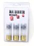"Paraklese Technologies 12 Gauge Ammunition 2-3/4"" Rubber Bullet 3 Rounds"