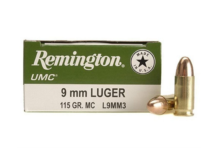 9mm Ammunition History Specifications And Types Of 9mm Ammo Outdoor Limited