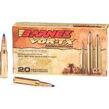 Barnes 7mm-08 REM Vor-Tx BB7MM082 120 gr TSX BT 20 per box