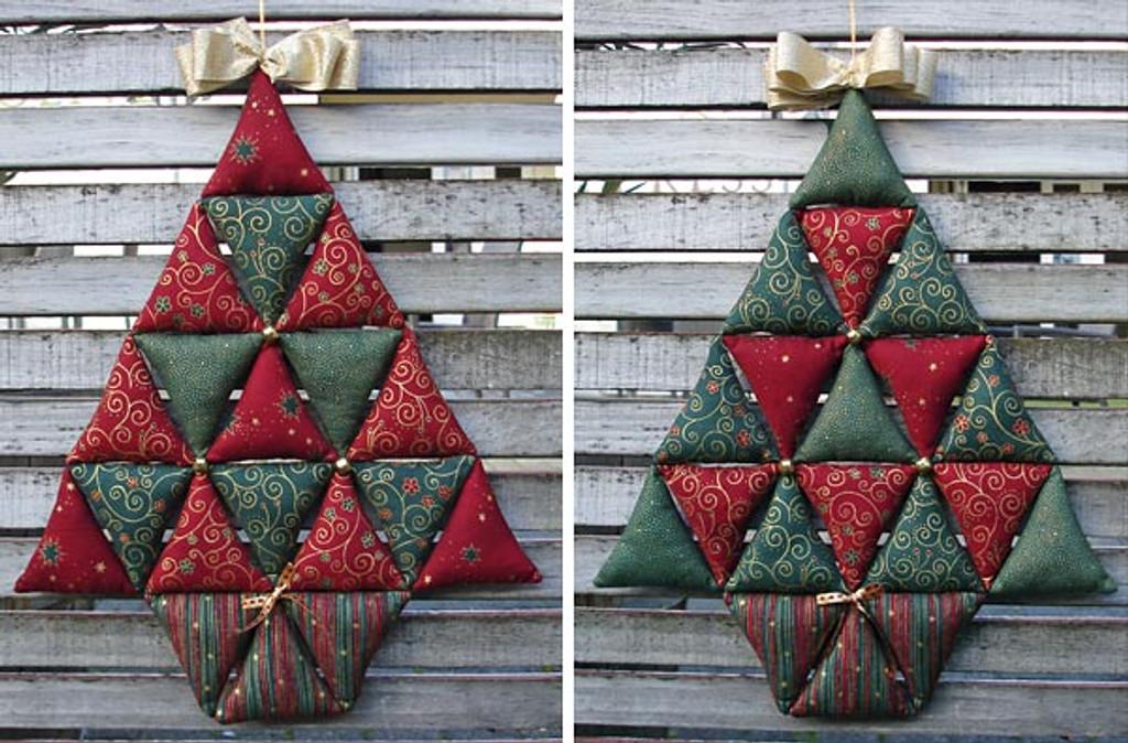 Christmas Tree Of Triangles