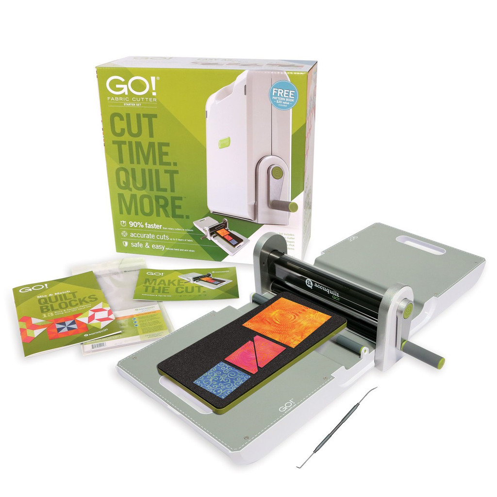 55100s - GO! - Fabric Cutter Starter Set