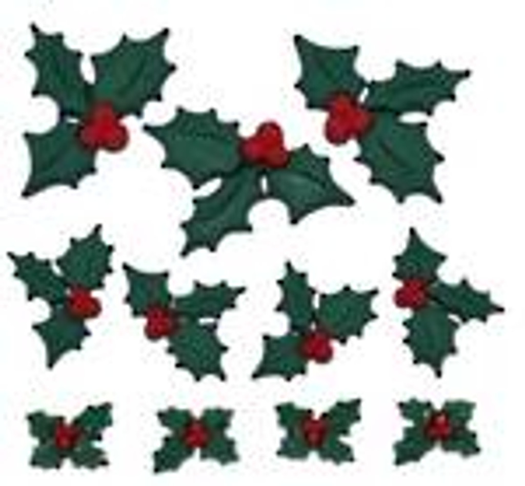 CHRISTMAS COLLECTION - HOLLY JOLLY