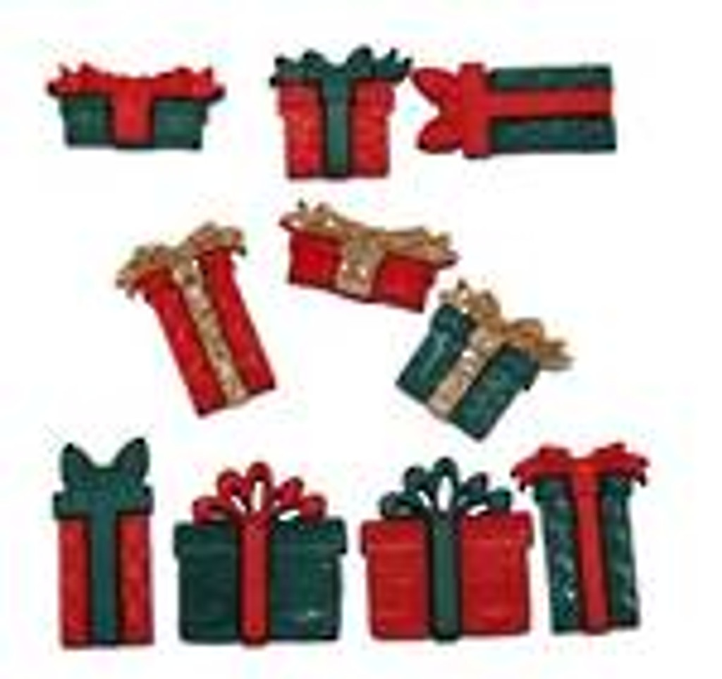 CHRISTMAS COLLECTION - BOXES & BOWS