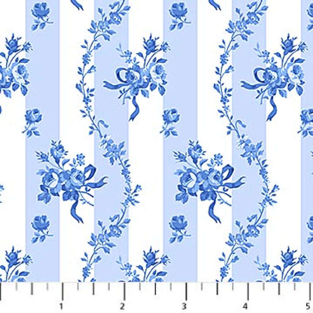 Porcelain Blue 05 1/2 Metre Length