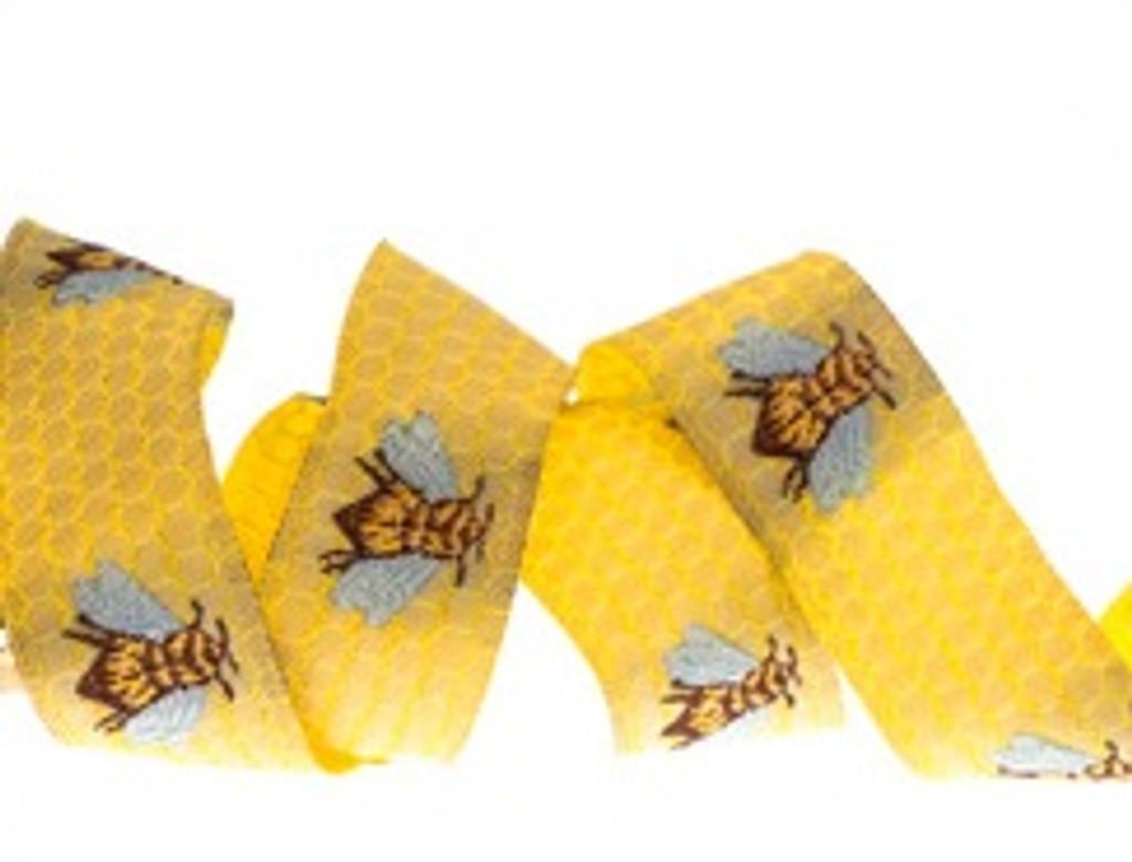 Renaissance Ribbons - Honey Bee - 1 Meter Length