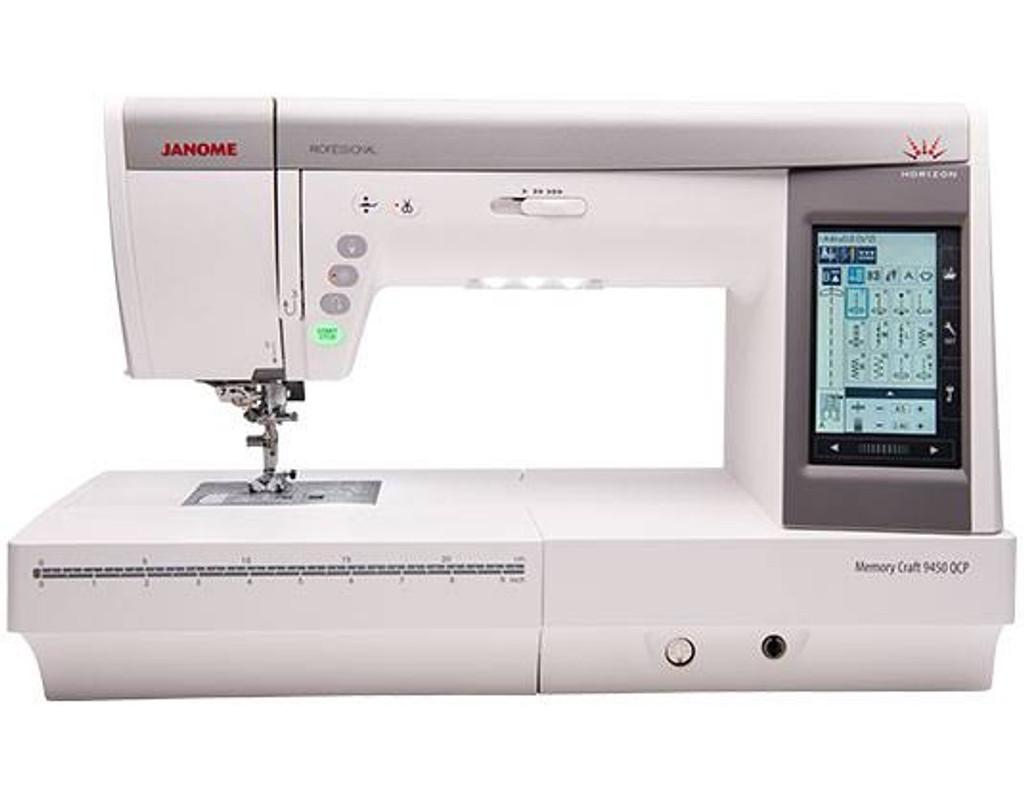 Janome Horizon Memory Craft 9450 QCP
