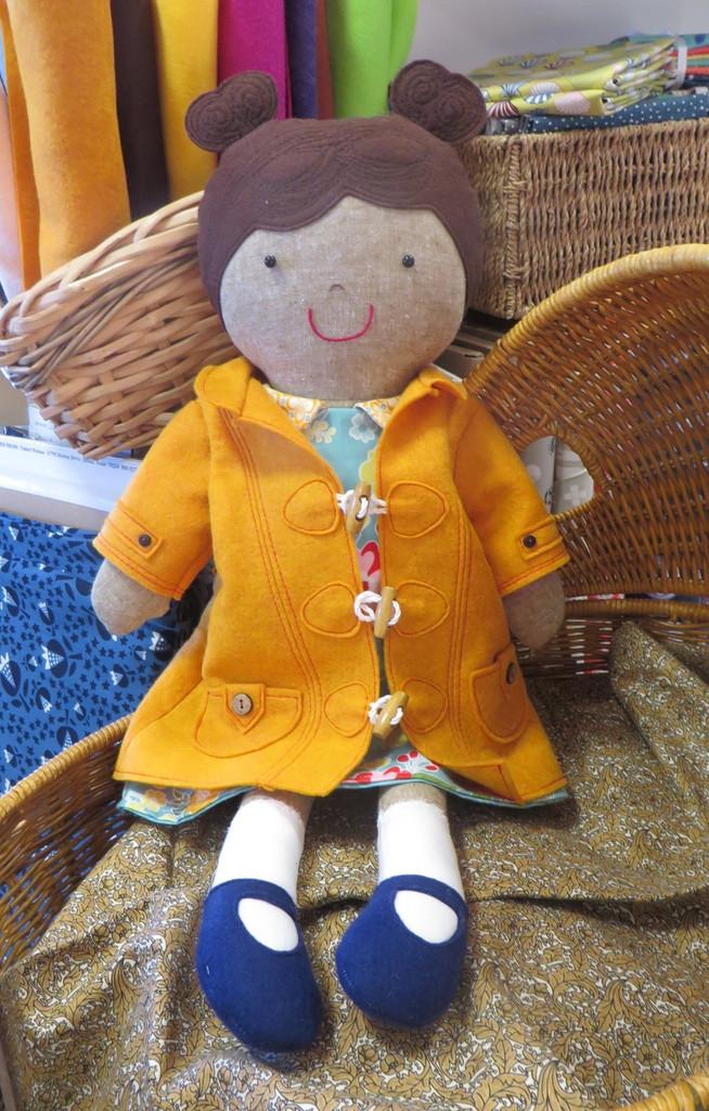 Ginger Doll Kitset