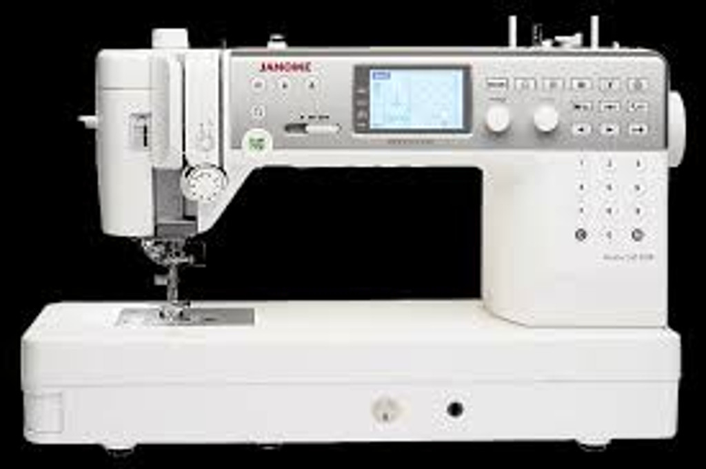 Janome Memory Craft 6700P Professional     N E W