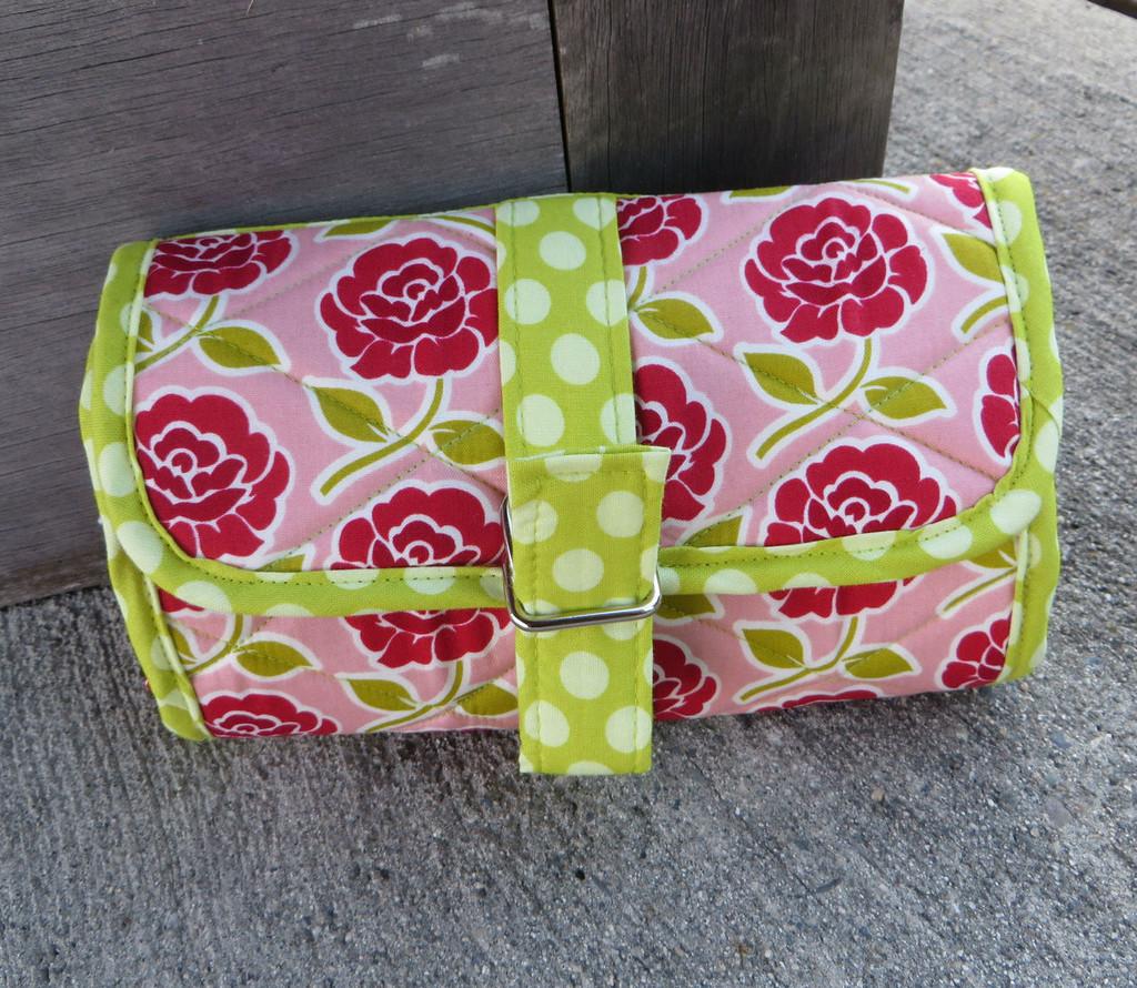 Stash and Dash Bag (Fabrics Vary)