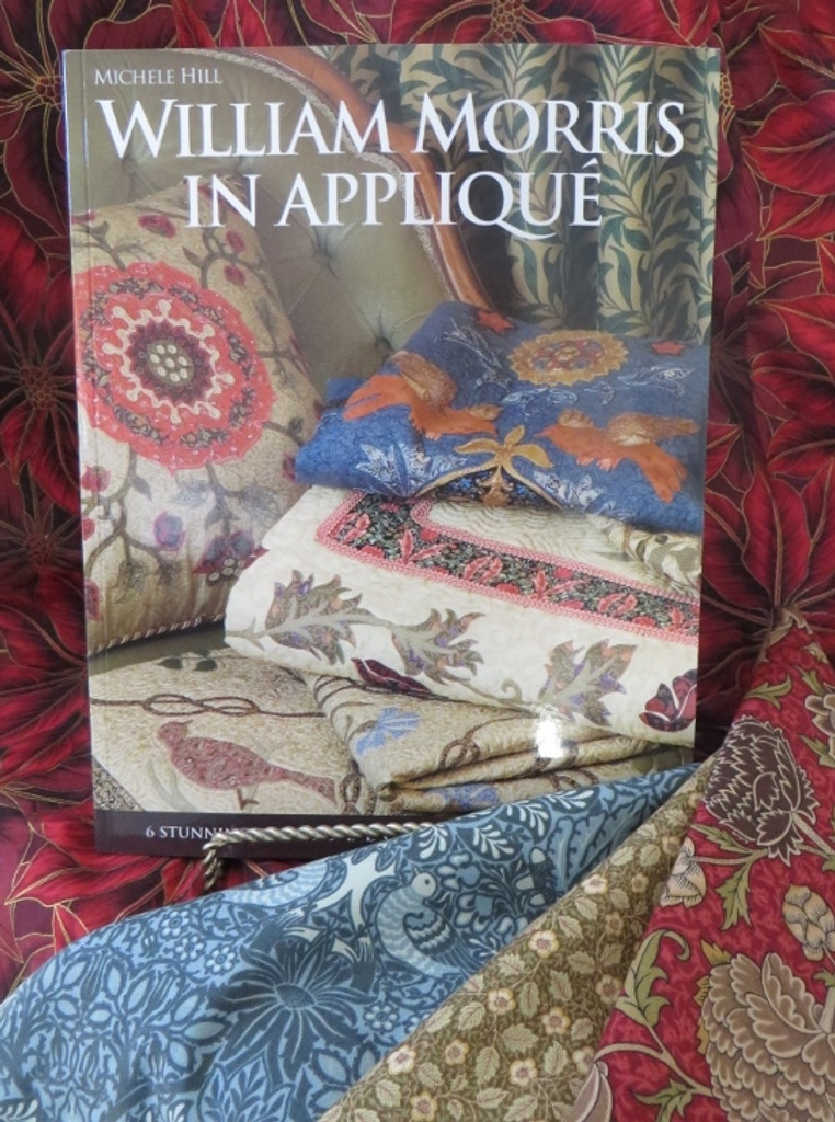 CHRISTMAS COUNTDOWN DAY ONE DEAL.  Buy the book & receive 2x  Fat 1/4s from the new fabric range  OFFER ENDS MIDDAY SATURDAY 2ND DECEMBER.     OFFER AVAILABLE ON LINE OR IN STORE AT CUSHLA'S VILLAGE FABRICS, 138 VICTORIA ROAD DEVONPORT OR 136 ARANUI ROAD, MAPUA, NELSON
