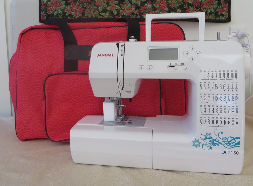 Janome DC2150 Sewing Machine