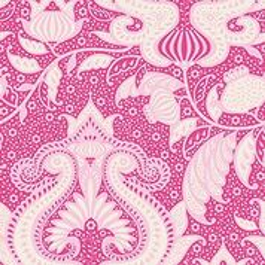 Tilda Sunkiss - Ocean Flower Pink  - per half metre length