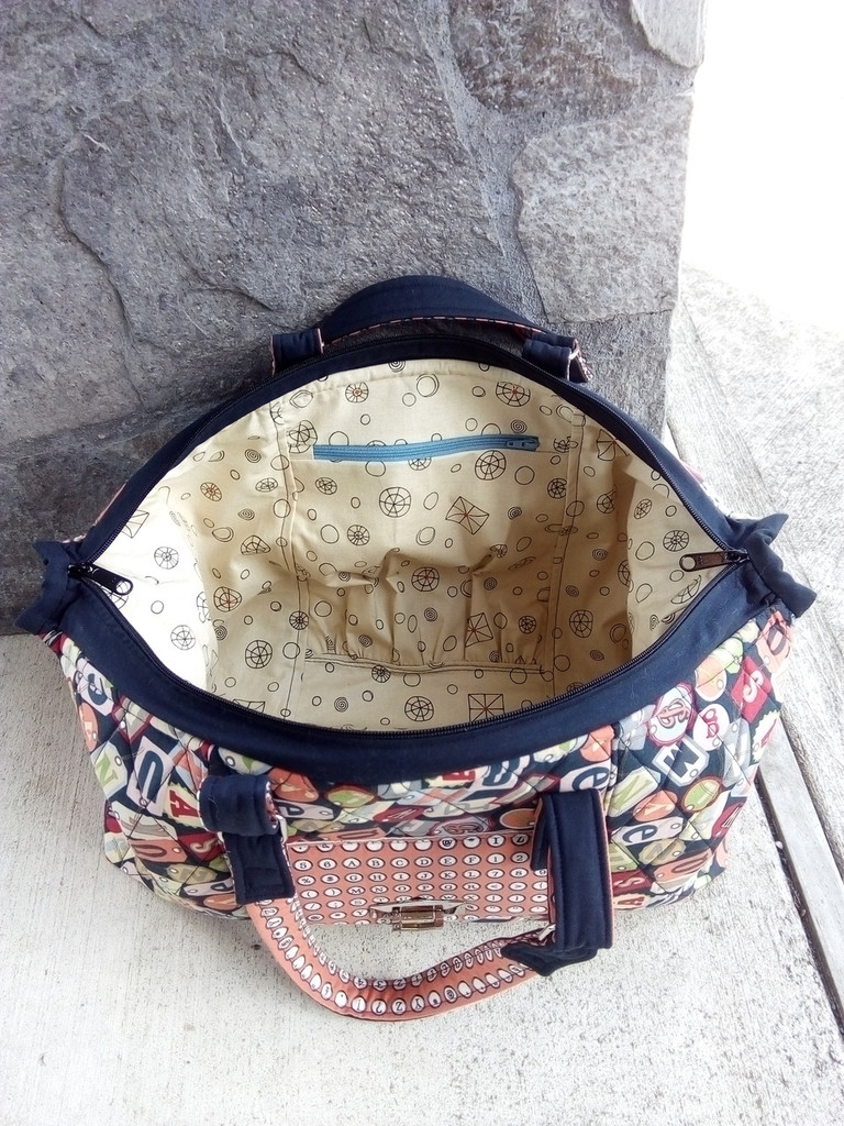 Castell Day Bag