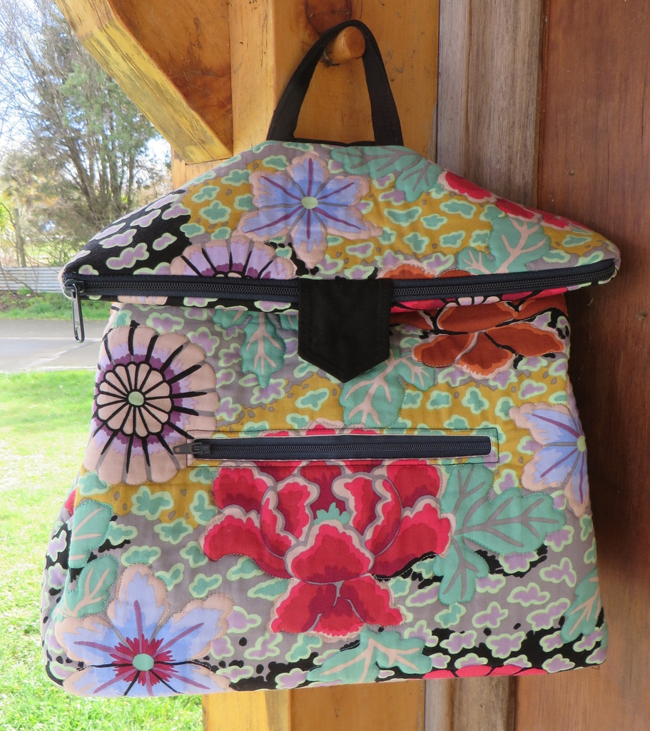 Mirabella Bag-  Fabrics may vary in kitsets