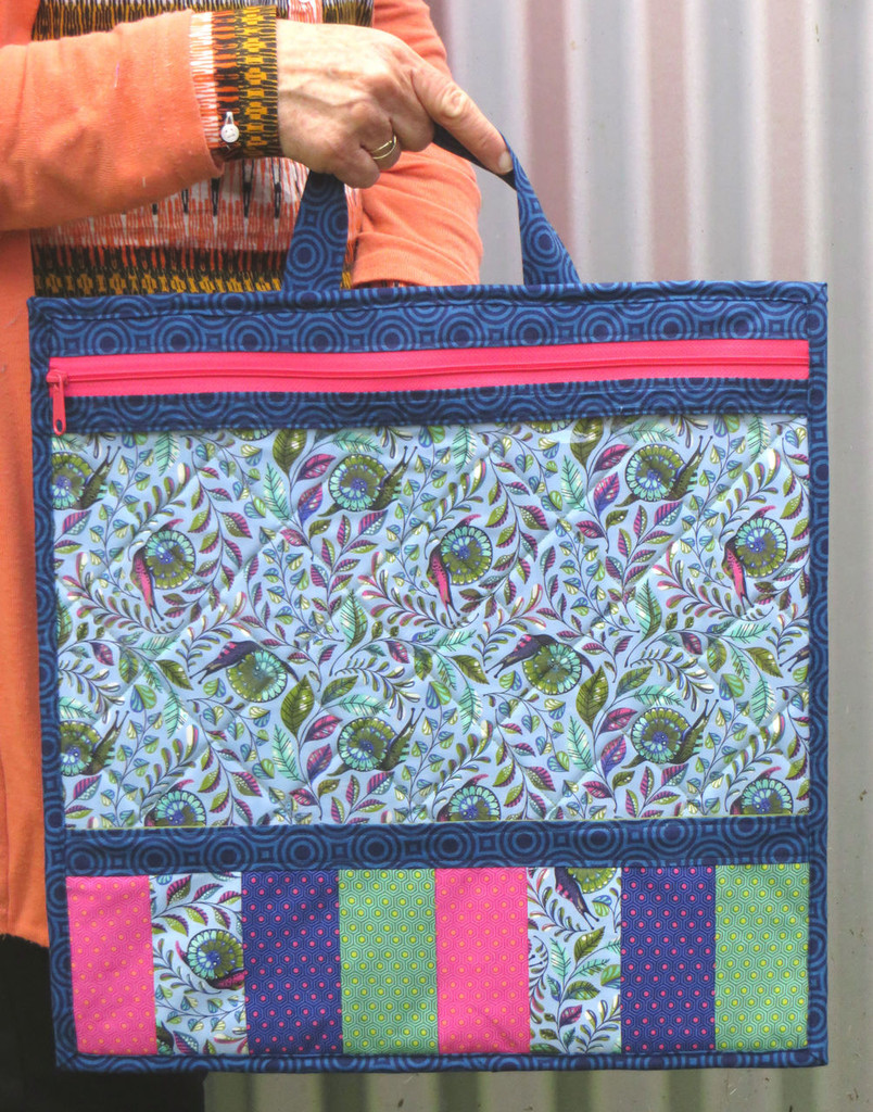 Project Bag XL - Fabric colours may vary