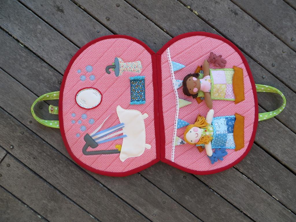 Happy Campers Caravan activity bag