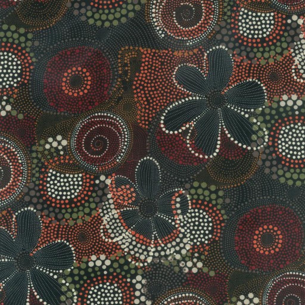 Australian fabric Namoo per half metre length