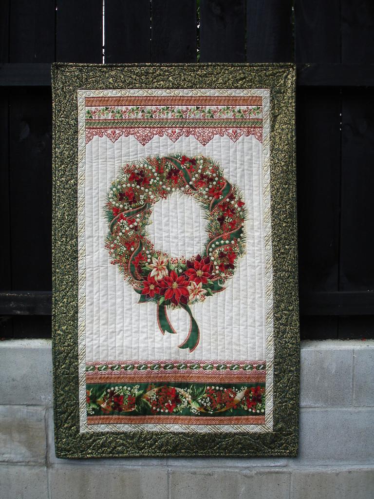 Holiday Wreath Kitset -