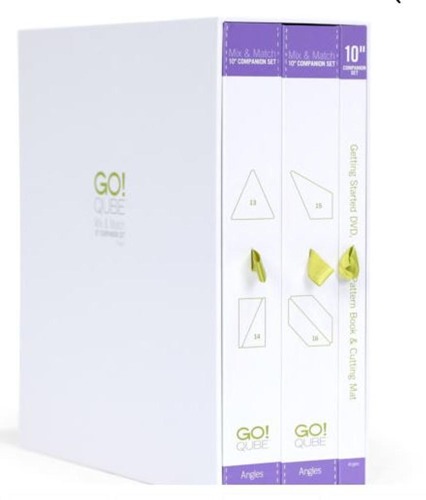The GO! Qube 10″ Companion Set – Angles AQ55799