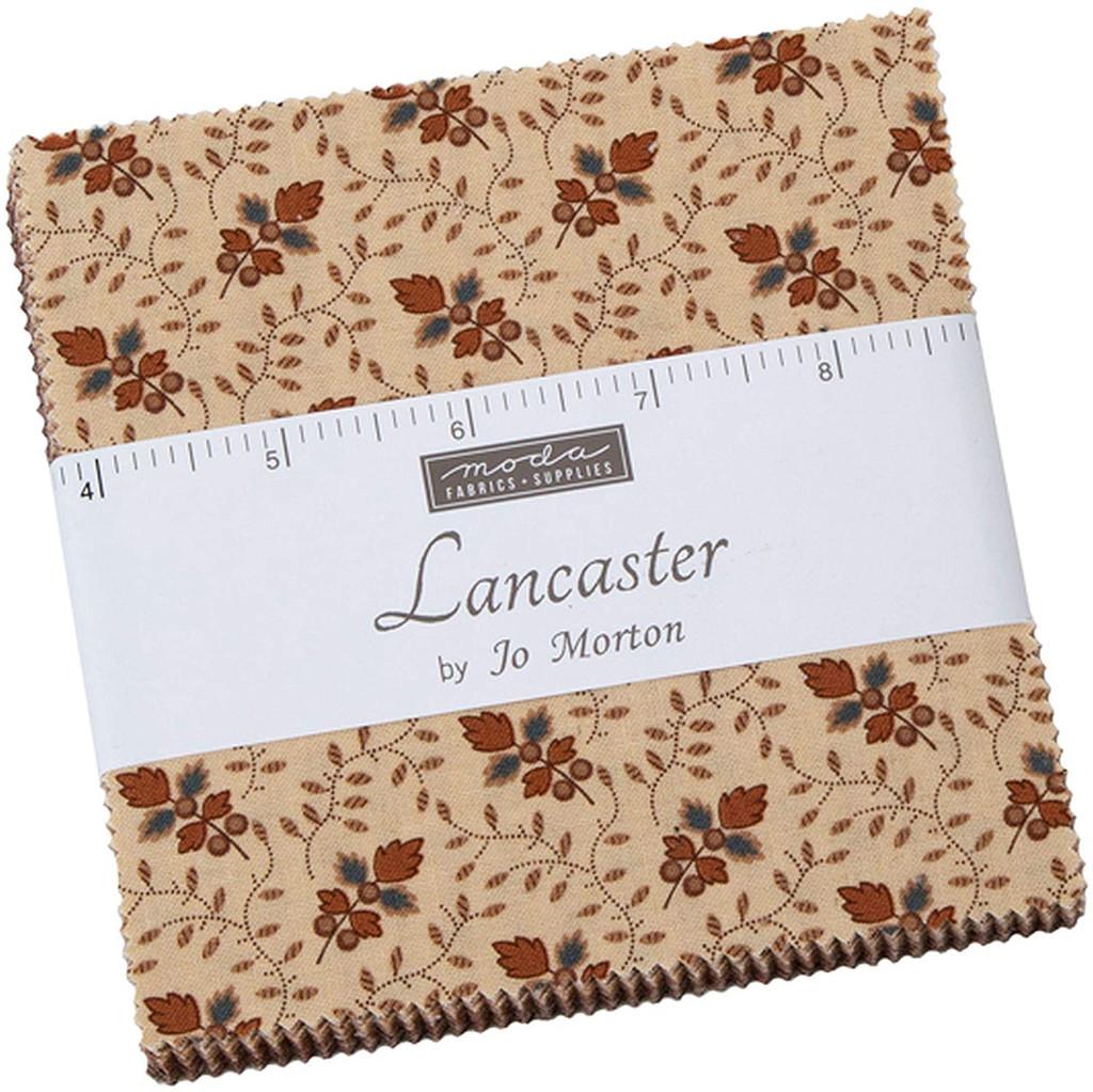 "Lancaster by Jo Morton 5"" charm pack"